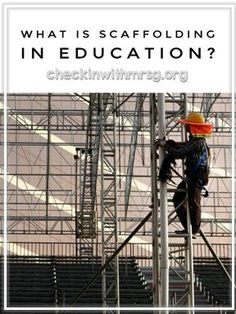 What is scaffolding in teaching? Learn how scaffolding works in education and why it matters. Two free examples of scaffolding built into assignments. Teaching Social Skills, Teaching Math, Teaching Resources, Owl Theme Classroom, Kindergarten Classroom, Classroom Ideas, Teacher Blogs, Teacher Desks, Teacher Stuff