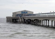 Boscombe Pier - Typical Day
