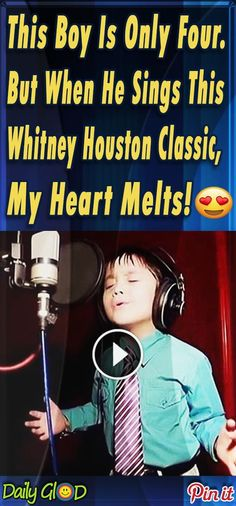 """While most kids his age are still learning lyrics of """"Wheels on the bus"""", this 4 year old. Cool Music Videos, Good Music, Funny Good Morning Greetings, Kids Singing, Cute Funny Babies, 4 Year Old Boy, Happy Gif, Inspirational Music, People Videos"""