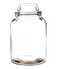 Home Essentials and Beyond Loop Canister Glass Storage Jars, Storage Canisters, Jar Storage, Food Storage, Storage Ideas, Kitchen Room Design, Kitchen Decor, Kitchen Stuff, Kitchen Tools