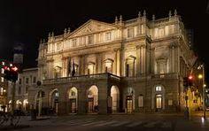Resultado de imagem para Teatro alla Scala