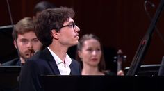 Lucas Debargue plays Wolfgang Amadeus Mozart: Piano Concerto No.24 in C minor – Moscow Chamber Orchestra, Alexey Utkin – XV International Tchaikovsky Competition, 2015, Piano / Round 2, Second stage • http://facesofclassicalmusic.blogspot.gr/2016/08/lucas-debargue-plays-wolfgang-amadeus.html