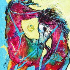 Horses - The Art of Nancy Christy-Moore Equine Art, Wood Paneling, Galleries, Lens, Horses, Videos, Artist, Artwork, Painting