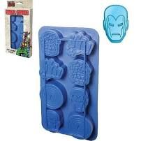 Marvel Heroes Silicone Ice Cube Tray