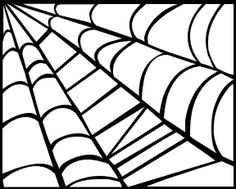 spider web clipart image creepy spider web halloween graphic rh pinterest com clipart spider web pattern spider web clipart transparent