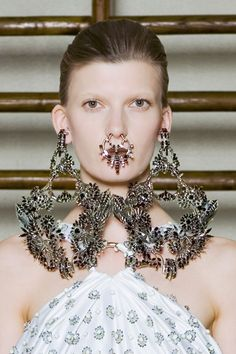 Givancy Haute Couture by Riccardo Tiscy 2012ss