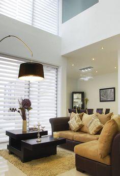 fotos de salas de estilo moderno vista interior sala