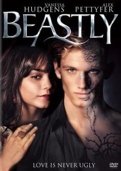 Beastly. Only a few parts were like the book, but it was still a good movie.