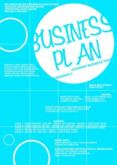 Business plan UBL