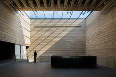 Mu Xin Art Museum by OLI Architecture