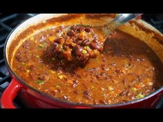 The Ultimate Stewed Red Kidney Beans | CaribbeanPot.com - YouTube Red Kidney Beans Recipe, Kidney Bean Soup, Bean Stew, 21 Day Fix Vegetarian, Jamacian Food, Soup Recipes, Healthy Recipes, Drink Recipes, Bbq Baked Beans