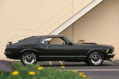 1970 Mach 1 Mustang - Photo Courtesy of Ford Motor Company and David Newhardt/ Mustang - Forty Years Ford Mustang Gt, 1970 Mustang Mach 1, Mustang Shelby Cobra, Mustang Fastback, Mustang Cars, Fox Mustang, Ford Shelby, Shelby Gt500, Amc Javelin