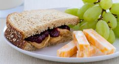 Quick and healthy snacks for school-age kids