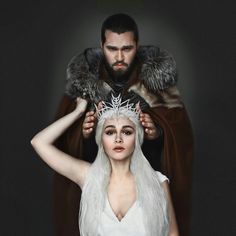 449 Likes, 3 Comments – fan page Jonerys and Kimilia ( on Instag… - Game of Thrones Arte Game Of Thrones, Game Of Thrones Facts, Game Of Thrones Quotes, Game Of Thrones Funny, Jon Snow And Daenerys, Game Of Throne Daenerys, Daenerys Targaryen, Khaleesi, Khalessi Hair
