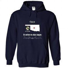 Yukon - #tee aufbewahrung #hoodie costume. GET YOURS => https://www.sunfrog.com/LifeStyle/Yukon-7679-NavyBlue-29959617-Hoodie.html?68278