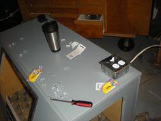 Sand Blaster How To Make Sand, Sandblasting Cabinet, Garage Workshop, Halle, Poker Table, Hobbies, Diy, Home Decor, Jets