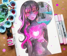 +Heart-to-Heart+ by larienne on DeviantArt