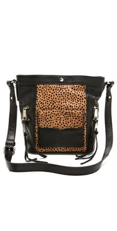 Rebecca Minkoff Haircalf Dexter Bucket Bag
