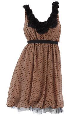~Polkadot Dress... CUTE!