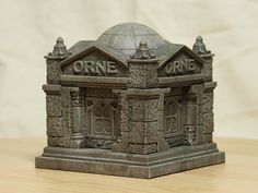 Orne Mausoleum - Hirst Arts.