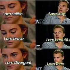 Hey if anyone wants to be an admin for this divergent board just send me a quick message about why you want to be an admin what you would post how often and how you became to love divergent :) Divergent Jokes, Divergent Hunger Games, Divergent Fandom, Divergent Insurgent Allegiant, Divergent Trilogy, Divergent Quotes Tobias, Insurgent Quotes, Tfios, Theo Theo