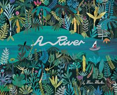 A river picture book