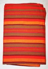 Orange Masai Shuka, Masai Shuka, Masai Kikoi, Masai Shop, African Blanket, African Throw, African Prints,Ethnic prints,Picnic Blanket,Poncho by Kizuriclothing on Etsy