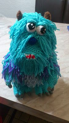 Sulley Monsters Inc on Pinterest Mike And Sulley ...
