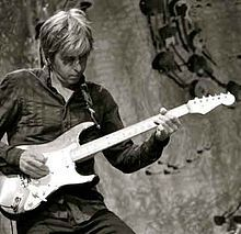 """Austin, Texas native Eric Johnson. Guitar Player magazine has called Johnson """"one of the most respected guitarists on the planet"""".  I saw him in Austin in the '70s and again in the '90s and I have to agree with them."""