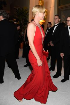 Charlize Theron Photos Photos - Charlize Theron attends the 88th Annual Academy Awards at Loews Hollywood Hotel on February 28, 2016 in Hollywood, California. - 2016 Academy Awards - Oscars Press Room