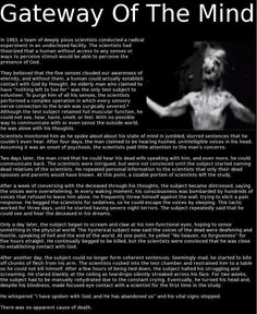 MUST READ scary story