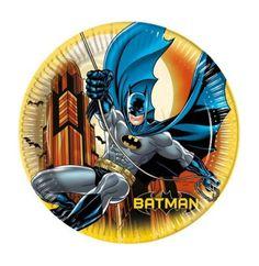 Batman feestartikelen online op voorraad bij Feestwinkel Altijd Feest.