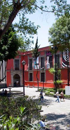 Museo Franz Mayer, Distrito Federal, Ciudad México.