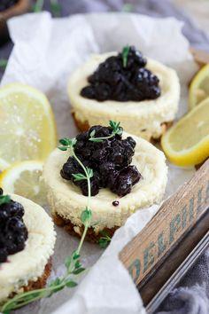 These Lemon Thyme Bl