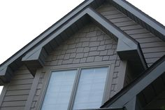 James Hardie in the newly available Chestnut Brown!