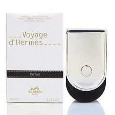 Hermes Voyage D'hermes Parfum Refillable Spray for Unisex, 3.3 Ounce. A classic designer fragrance for men. Perfect for gift giving on any occasion, all year round. This is high quality product.