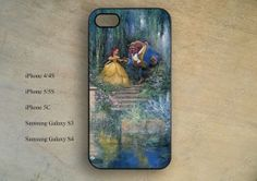 Beauty and the beast Phone caseiphone 5s caseiPhone 5c by jiacase, $7.99
