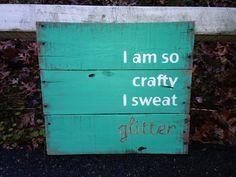 wood pallet signs - Buscar con Google