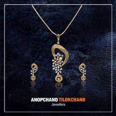 AT Jewelers best in handmade fine diamond , gold , bridal jewelry since 1957 Jewelry Shop, Jewelry Design, India Jewelry, Pendant Set, Diamond Pendant, Diamond Bracelets, Diamond Jewelry, Diamond Mangalsutra, Diamond Design