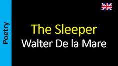 Áudio Livro - Sanderlei: Walter De la Mare - The Sleeper