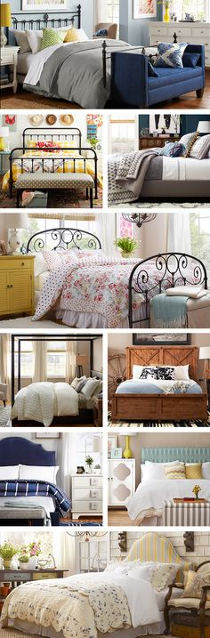 I figured I would pin this, it could be helpful in the future(The right bedding can contribute to your space in more ways than one, keeping you comfortable and cozy while also adding color, pattern, and texture to your look.Joss and Main) Dream Bedroom, Home Bedroom, Master Bedroom, Bedroom Decor, Bedroom Ideas, Boudoir, Beautiful Bedrooms, New Room, Apartment Living