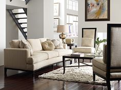 Taylor King Furniture Crafted In The Usa Upholstered Living Room