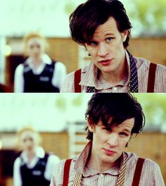Atraxi: You are not of this world. The Doctor: No, but I've put a lot of work into it. And because he's just so adorable