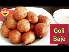 Goli Baje Recipe | Mangalore Bajji | Coastal Food - YouTube Mangalore, Coastal, Muffin, Make It Yourself, Vegetables, Breakfast, Youtube, Recipes, Food