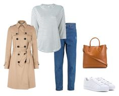 """""""17April17"""" by fancywan on Polyvore featuring Boohoo, Brunello Cucinelli, Hobbs, adidas and Ralph Lauren"""