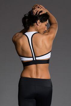 fe4d64de00 Fitness Sports Bra Top Women Running Yoga Bras Padded Sport Top Gym Clothing  Athletic Underwear Push Up Brassiere Workout Vest