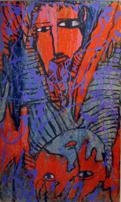 Janet Sobel www.transitionresearchfoundation.com Chris Ofili, Naive Art, Outsider Art, Urban Art, Mixed Media Art, Folk Art, Contemporary Art, Street Art, Abstract Art