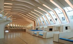 Vennesla library and cultural centre (sustainable design, Norway, Helen and Hard architects)