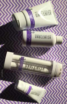 Rodan + Fields Unblemish Review skincare   Treat Acne  before and after pics