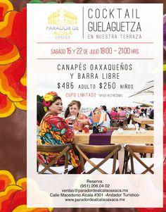 Los desfiles de #Guelaguetza2017 y un perfecto fin de semana se disfrutan desde nuestra terraza en el Andador Turístico. #EnjoyOaxaca
